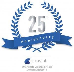 CROS NT CRO 25 Years