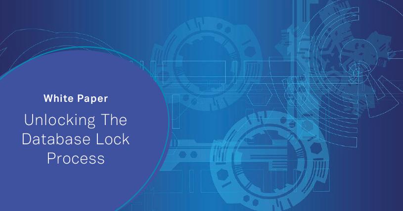 White Paper: Unlocking the Database Lock Process